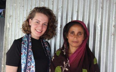 From the Netherlands to Northern Bangladesh