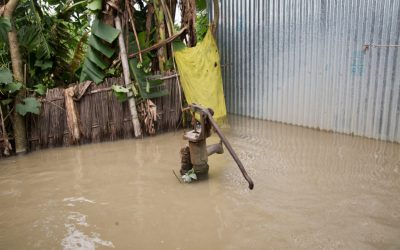 Floods in Bangladesh and Friendship's Response