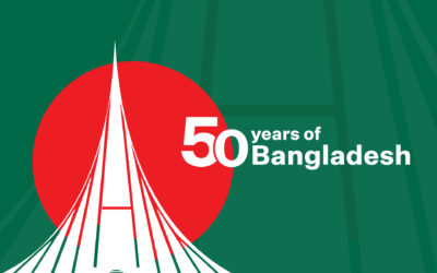 50 years of Bangladesh: our pride in service