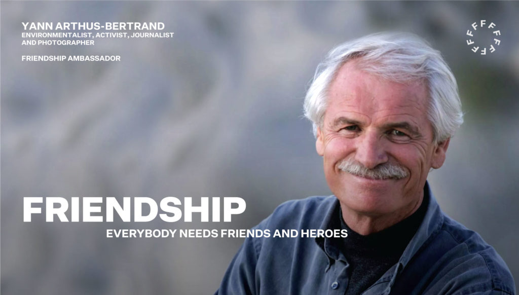 Climate Action - Friends and heroes